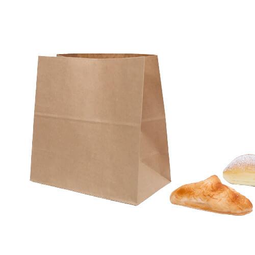 Paper bag for bakery