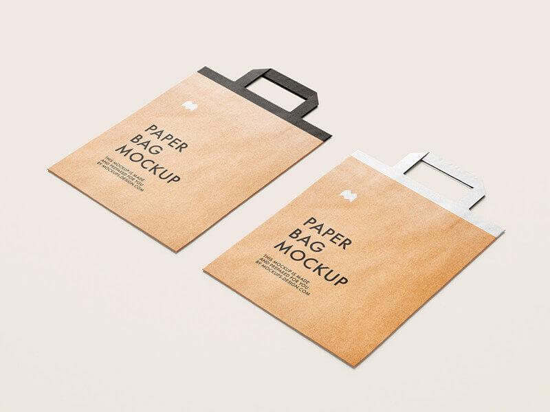 Flattened_Paper_Bag